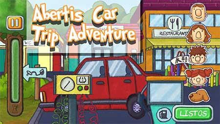 Materia Works - Empresa de Desarrollo de Videojuegos - Abertis Car Trip Adventure