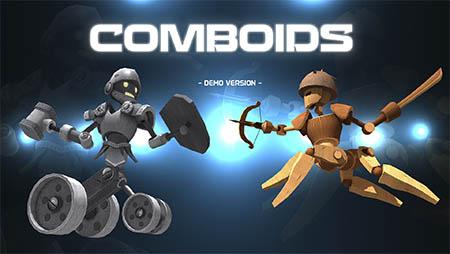 Materia Works - Empresa de Desarrollo de Videojuegos - Comboids