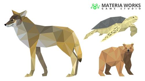 Materia Works - Arte 2d y 3d para Videojuegos - Interfaz y Artes Finales 2D - 04