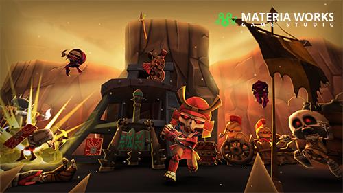 Materia Works - Arte 2d y 3d para Videojuegos - 3D para Videojuegos, Realidad Virtual y Realidad Aumentada - 02