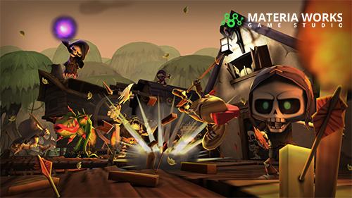 Materia Works - Arte 2d y 3d para Videojuegos - 3D para Videojuegos, Realidad Virtual y Realidad Aumentada - 03