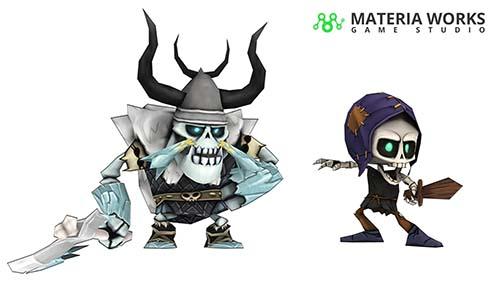 Materia Works - Arte 2d y 3d para Videojuegos - 3D para Videojuegos, Realidad Virtual y Realidad Aumentada - 04