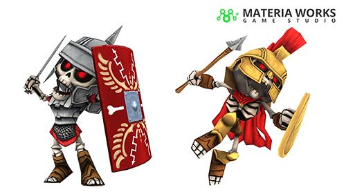Materia Works - Arte 2d y 3d para Videojuegos - 3D para Videojuegos, Realidad Virtual y Realidad Aumentada - 06