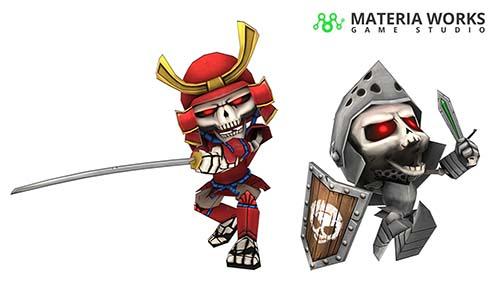 Materia Works - Arte 2d y 3d para Videojuegos - 3D para Videojuegos, Realidad Virtual y Realidad Aumentada - 07