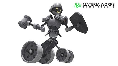 Materia Works - Arte 2d y 3d para Videojuegos - 3D para Videojuegos, Realidad Virtual y Realidad Aumentada - 08