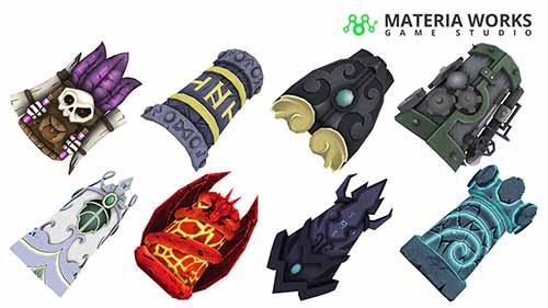 Materia Works - Arte 2d y 3d para Videojuegos - 3D para Videojuegos, Realidad Virtual y Realidad Aumentada - 09