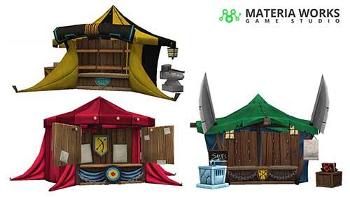 Materia Works - Arte 2d y 3d para Videojuegos - 3D para Videojuegos, Realidad Virtual y Realidad Aumentada - 11