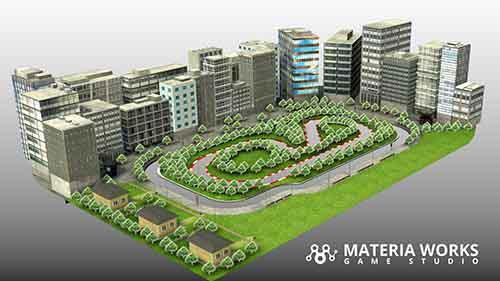 Materia Works - Arte 2d y 3d para Videojuegos - 3D para Videojuegos, Realidad Virtual y Realidad Aumentada - 13