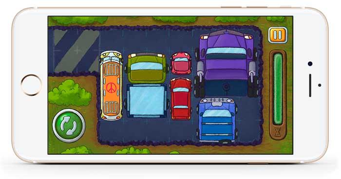 Materia Works - Empresa de Desarrollo de Videojuegos - Abertis Car Trip Adventure - Screen 04