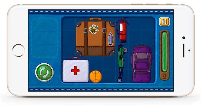 Materia Works - Empresa de Desarrollo de Videojuegos - Abertis Car Trip Adventure - Screen 05