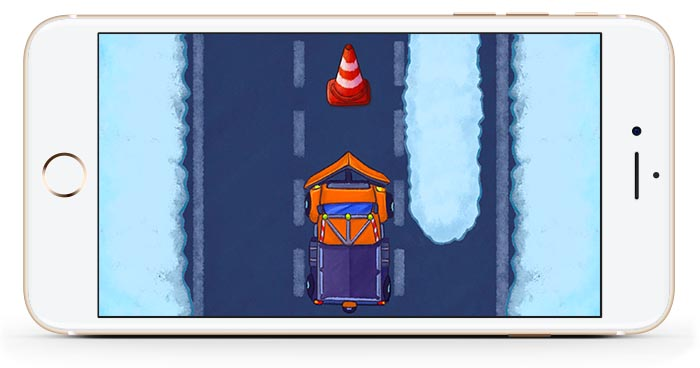 Materia Works - Empresa de Desarrollo de Videojuegos - Abertis Car Trip Adventure - Screen 06