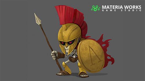 Materia Works - Arte 2d y 3d para Videojuegos - Concept Art - 01