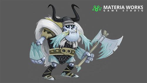 Materia Works - Arte 2d y 3d para Videojuegos - Concept Art - 02