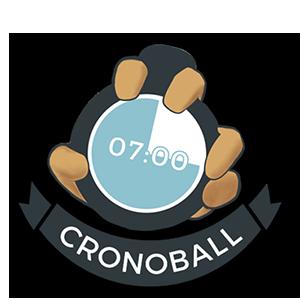 Materia Works - Empresa de Desarrollo de Videojuegos - Cronoball - Logo