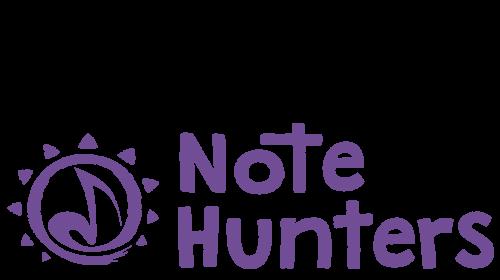 Materia Works - Empresa de Desarrollo de Videojuegos - Note Hunters Logo
