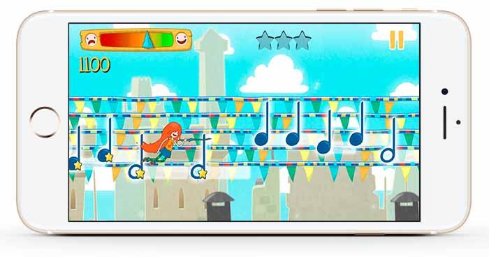 Materia Works - Empresa de Desarrollo de Videojuegos - Note Hunters - Screen 04