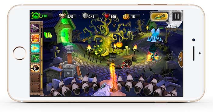 Materia Works - Empresa de Desarrollo de Videojuegos - Skull Legends - Screen 02