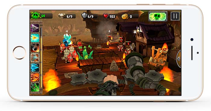 Materia Works - Empresa de Desarrollo de Videojuegos - Skull Legends - Screen 01