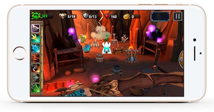 Materia Works - Empresa de Desarrollo de Videojuegos - Skull Legends - Screen 04