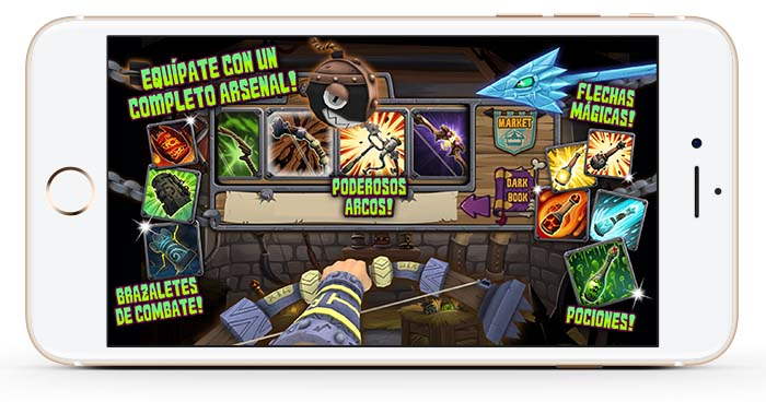 Materia Works - Empresa de Desarrollo de Videojuegos - Skull Legends - Screen 05