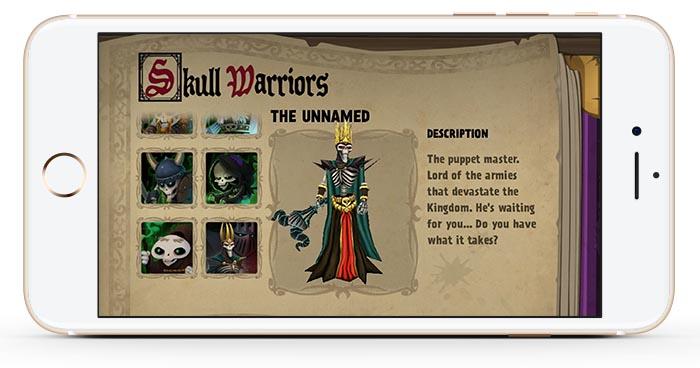 Materia Works - Empresa de Desarrollo de Videojuegos - Skull Legends - Screen 06