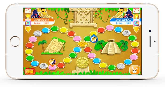 Materia Works - Empresa de Desarrollo de Videojuegos - Yooquest - Screen 04