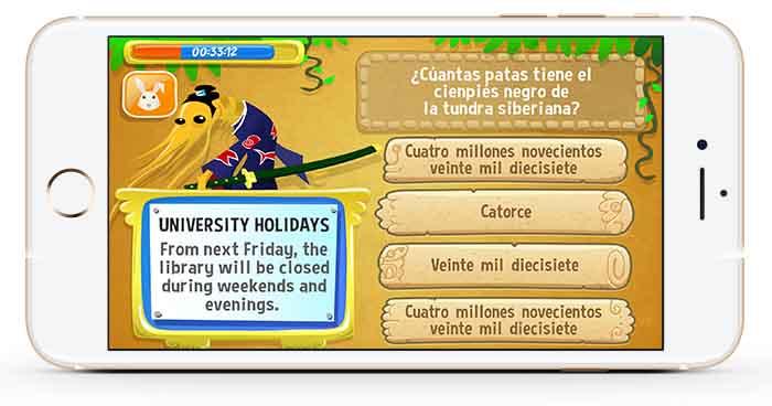 Materia Works - Empresa de Desarrollo de Videojuegos - Yooquest - Screen 05
