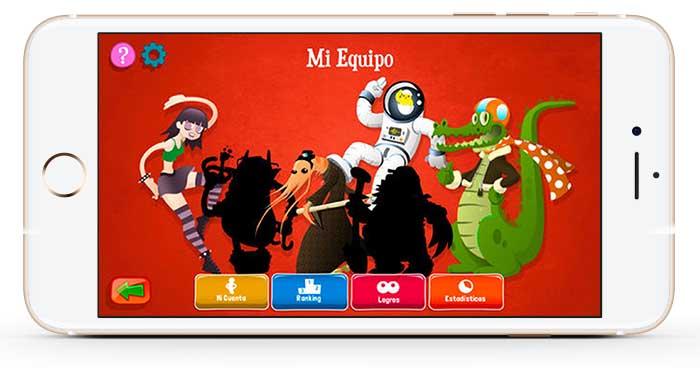 Materia Works - Empresa de Desarrollo de Videojuegos - Yooquest - Screen 06